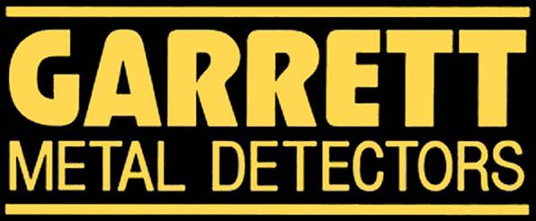 logo garret detectores de metales